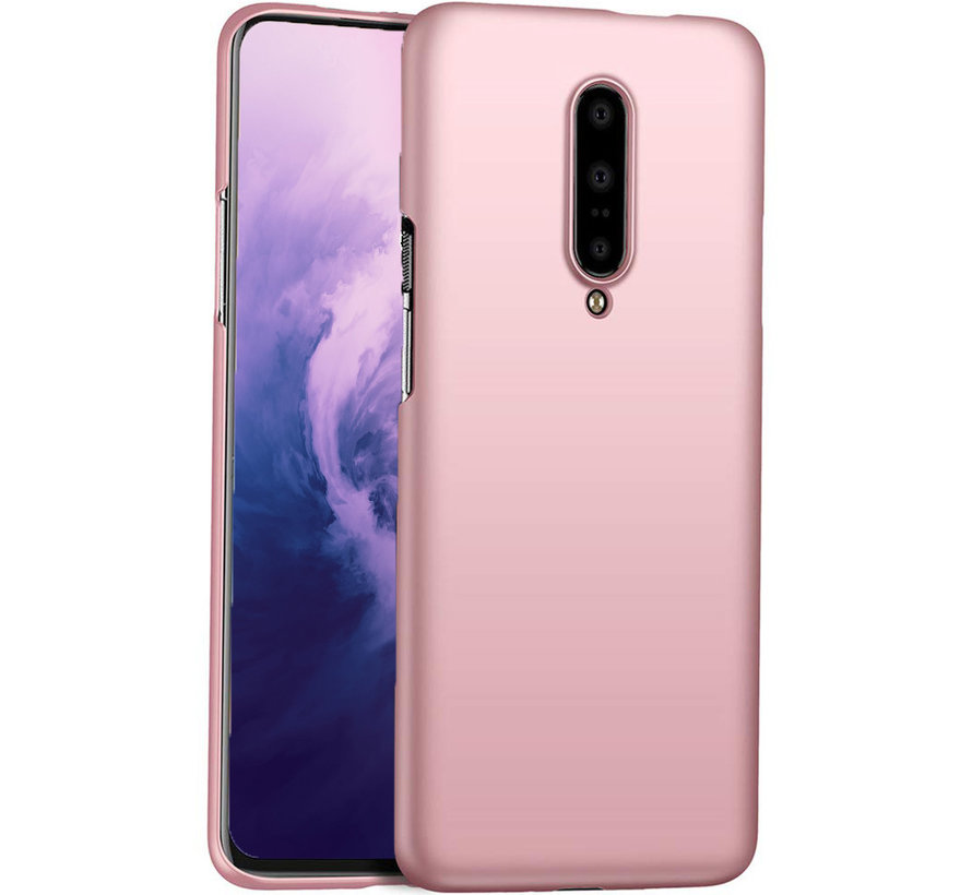 OnePlus 7 Pro Case Ultra Slim Grip Rose Gold