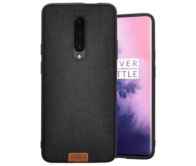Noziroh OnePlus 7 Pro Fabric Black case