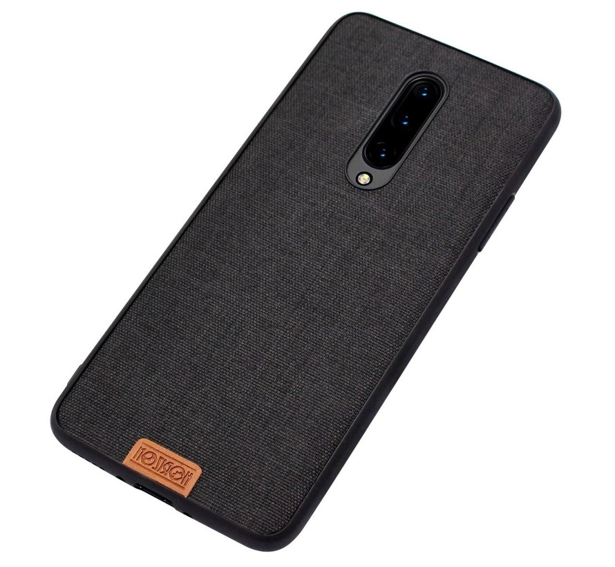 OnePlus 7 Pro Fabric Black case
