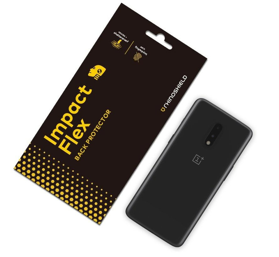 Impact Flex Back Protector OnePlus 7