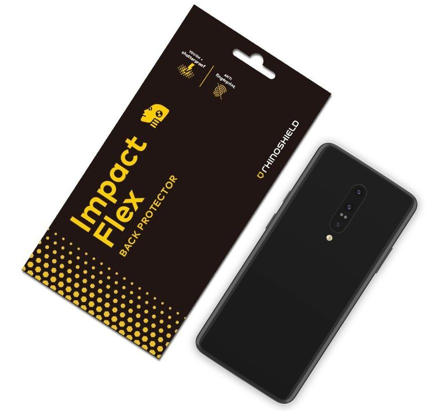 Impact Flex Back Protector OnePlus 7 Pro