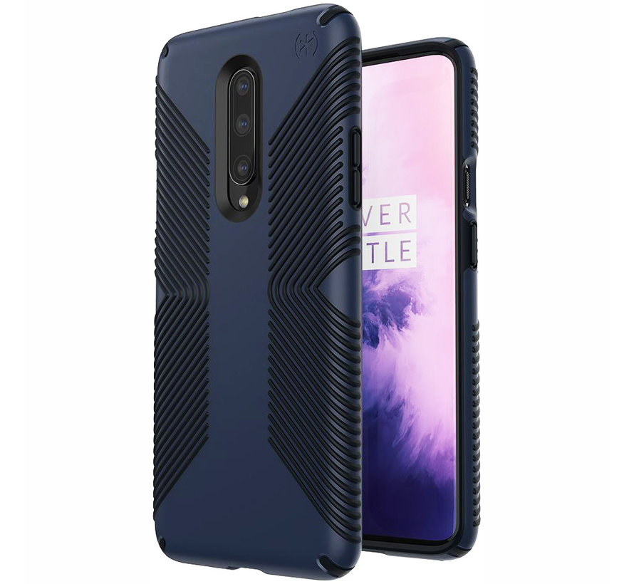 OnePlus 7 Pro Case Presidio Grip Blue