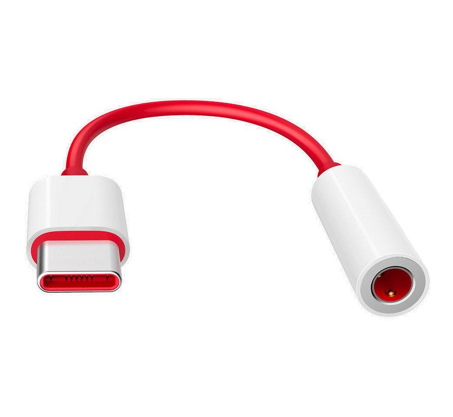 Type C naar 3.5mm Audio Adapter