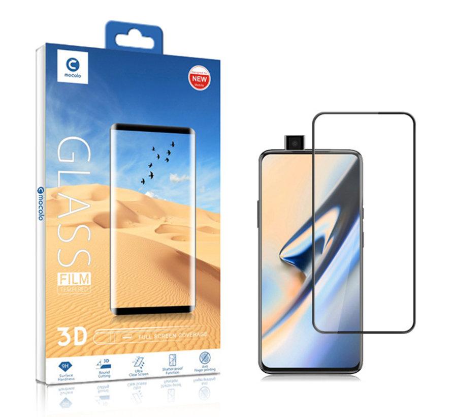 OnePlus 7 Pro / 7T Pro Displayschutzfolie aus gehärtetem 3D-Glas