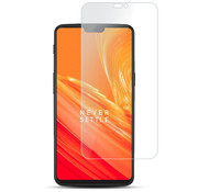 Mocolo OnePlus 6 Screen Protector 2.5D Tempered Glass