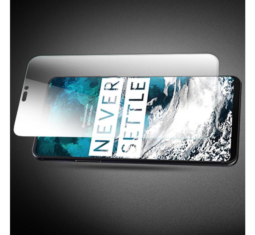OnePlus 6 Displayschutzfolie 2.5D aus gehärtetem Glas
