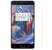 Mocolo OnePlus 3 / 3T Displayschutzfolie 2.5D aus gehärtetem Glas