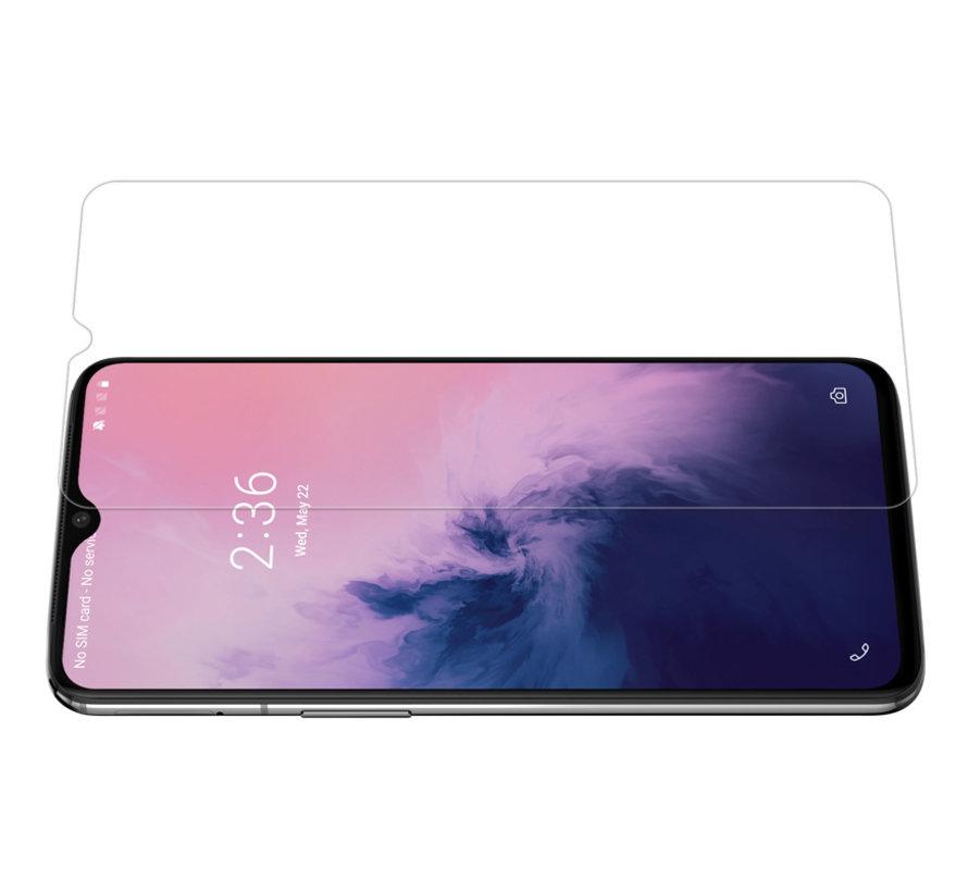 OnePlus 6T / 7 Displayschutzfolie 2.5D aus gehärtetem Glas