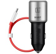 OnePlus Warp Charge 30 Car Charger + USB C Cable