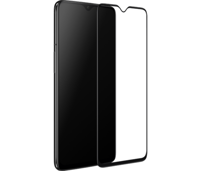 OnePlus 6T / 7 3D Tempered Glass Screen Protector Black