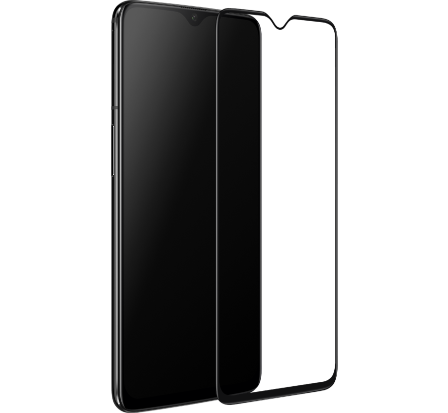 6T / 7 3D Tempered Glass Screen Protector Black