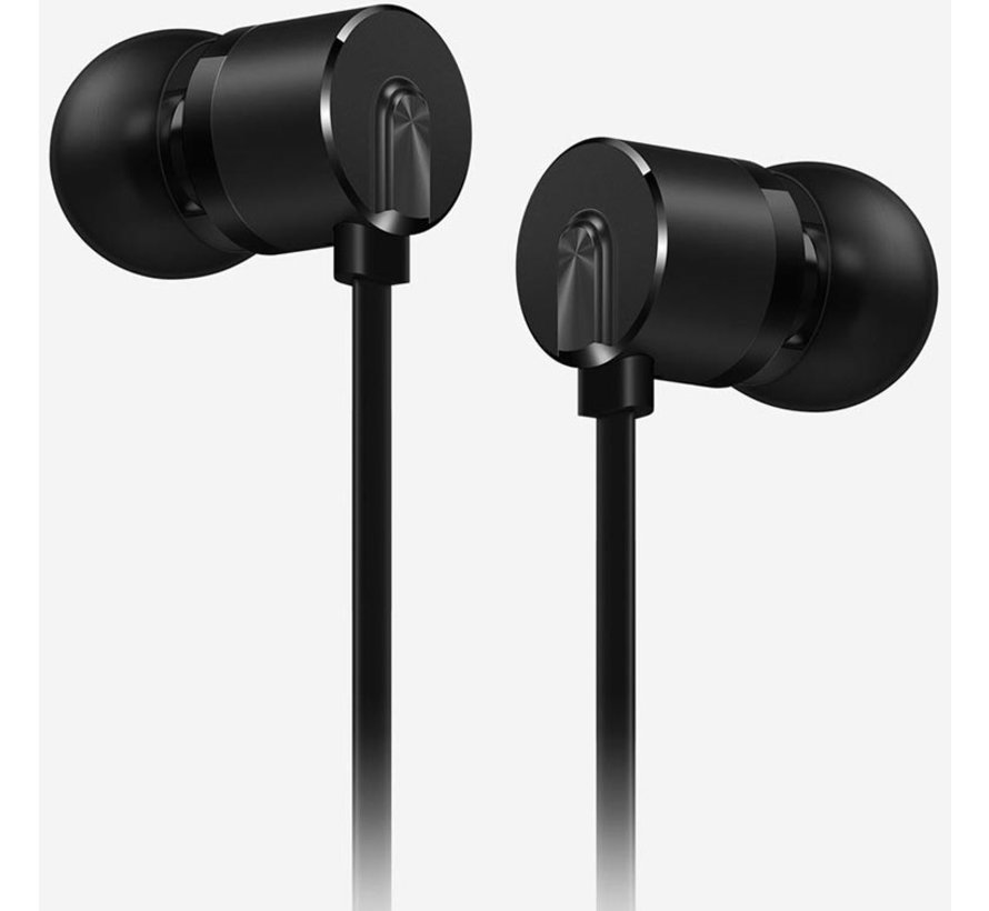 In-Ear Headphones Bullets USB-C Zwart