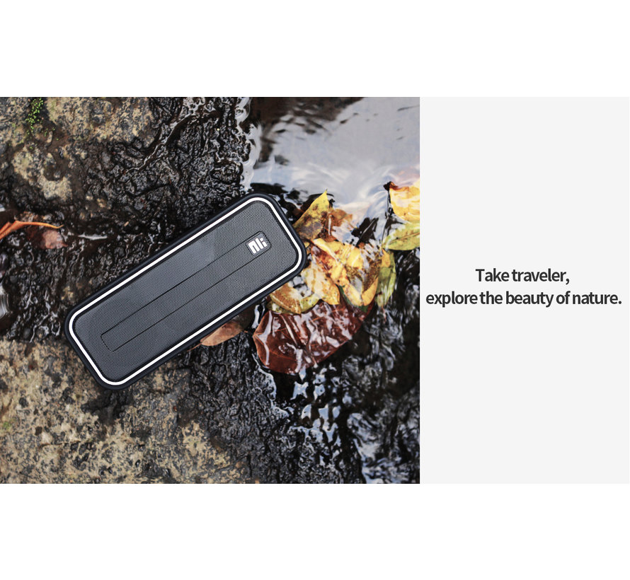 OnePlus Waterproof Wireless Speaker W2 Traveler