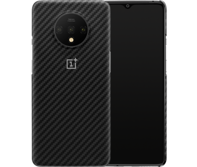 OnePlus  7T Karbon Protective Case Black