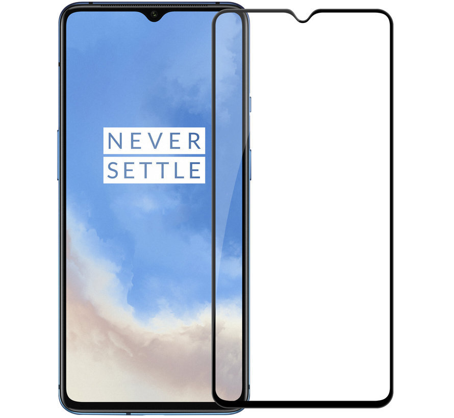 OnePlus 7T Screen Protector XD CP+MAX Zwart