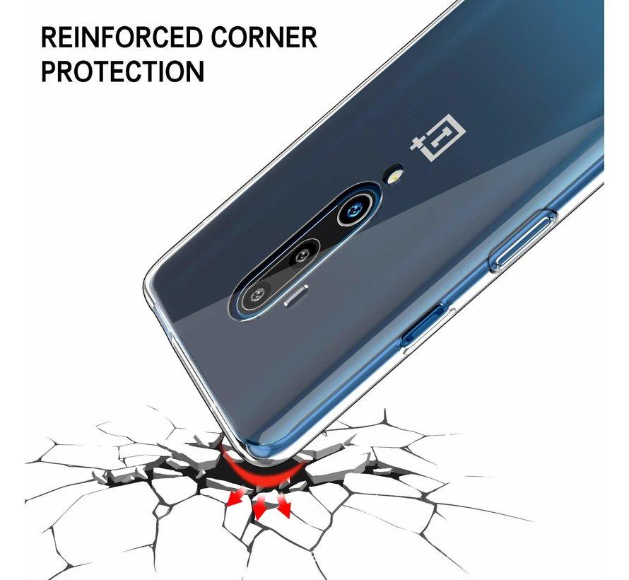 OnePlus 7T Pro TPU CaseTransparent