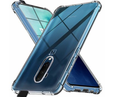 OPPRO OnePlus 7T Pro Hülle TPU Shock Proof Transparent