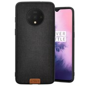 Noziroh OnePlus 7T Case Fabric Black