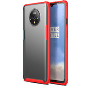 OPPRO OnePlus 7T Merge Bumper Case Red