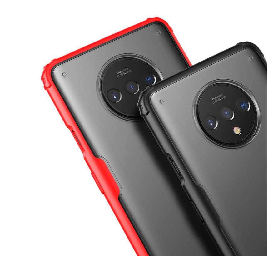 OnePlus 7T Merge Bumper Case Red
