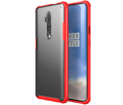OPPRO OnePlus 7T Pro Merge Bumper Case Red