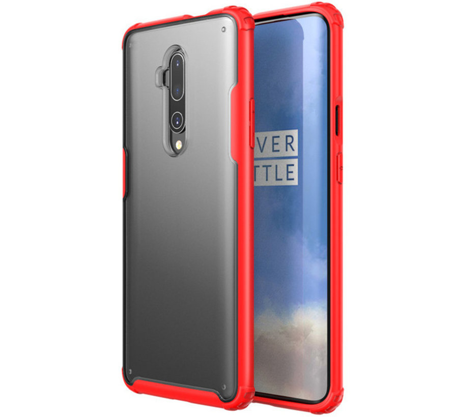 OnePlus 7T Pro Merge Bumper Case Red