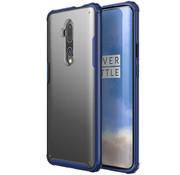 OPPRO OnePlus 7T Pro Merge Bumper Hoesje Blauw