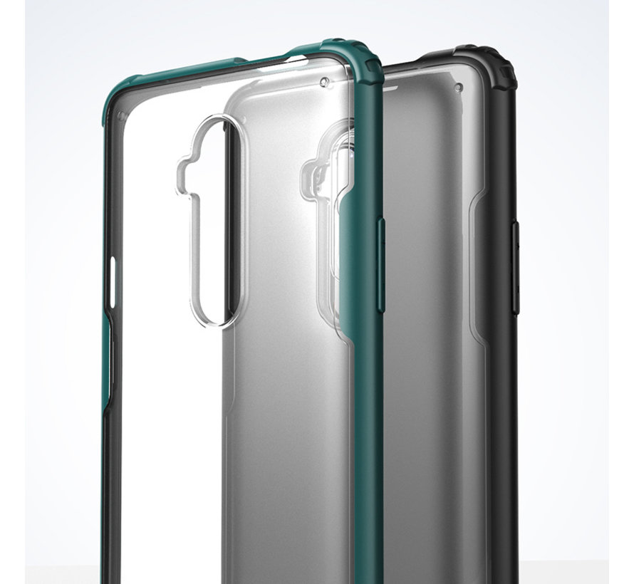 OnePlus 7T Pro Merge Bumper Hoesje Blauw
