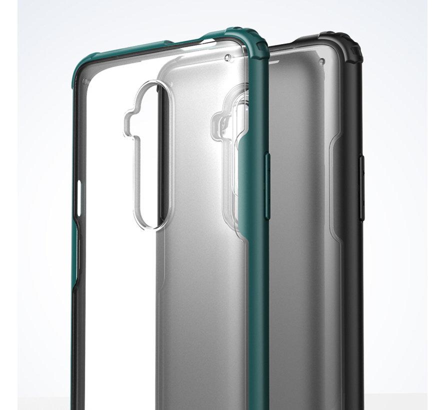 OnePlus 7T Pro Merge Bumper Hoesje Groen