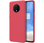 Nillkin OnePlus 7T Case Super Frosted Shield Red