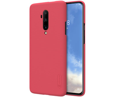 Nillkin OnePlus 7T Pro Hülle Super Frosted Shield Rod