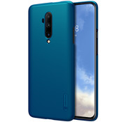 Nillkin OnePlus 7T Pro Case Super Frosted Shield Peacock Blue