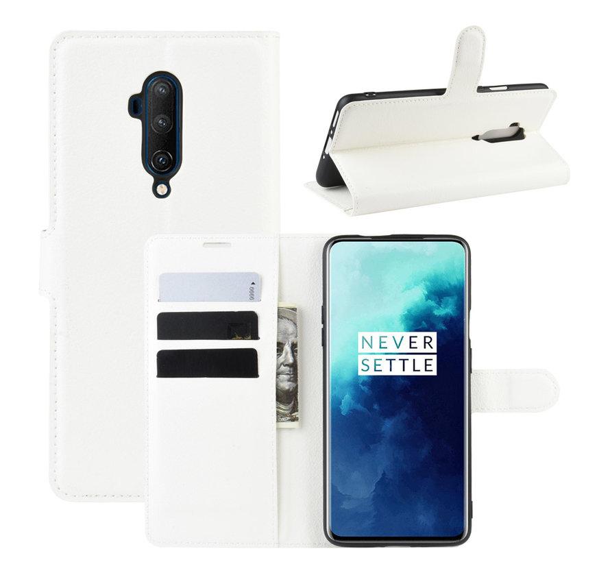 OnePlus 7T Pro Wallet Flip Case Wit