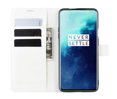 OPPRO OnePlus 7T Pro Wallet Flip Case Wit