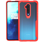 OPPRO OnePlus 7T Pro Hybrid Bumper Case Red