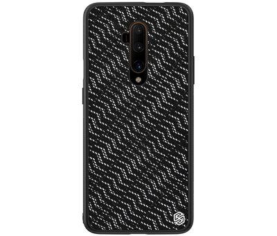 Nillkin OnePlus 7T Pro Hoesje Twinkle Lightning Black