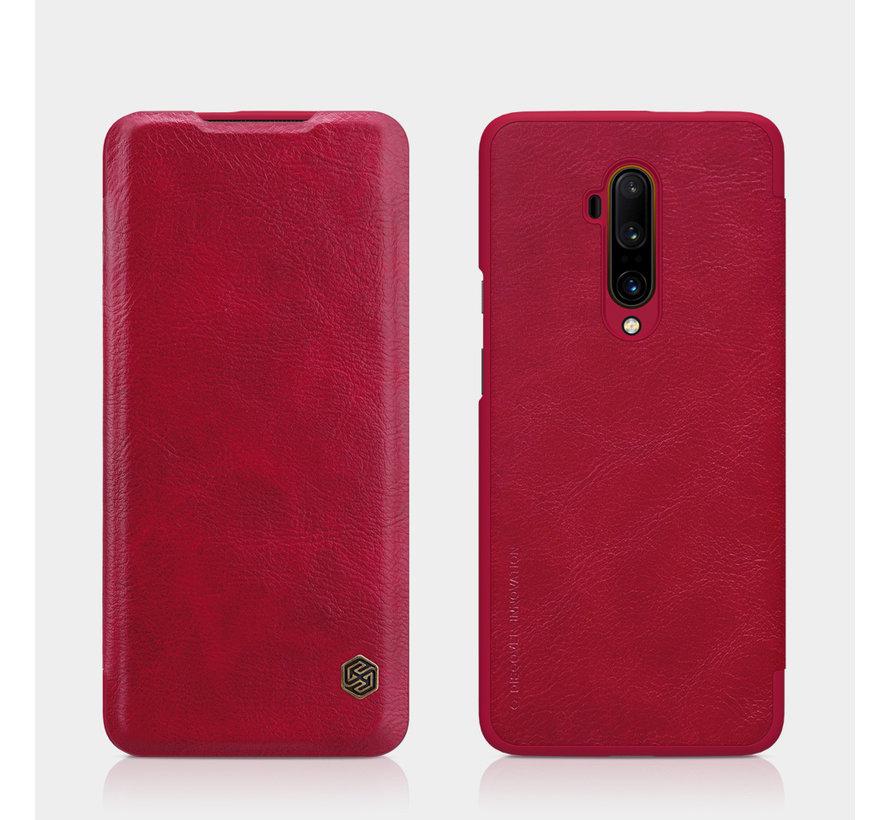 OnePlus 7T Pro Flip Case Qin Rot