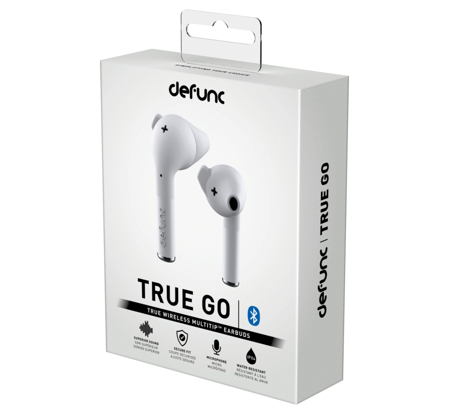 OnePlus Bluetooth Earbuds TRUE GO White