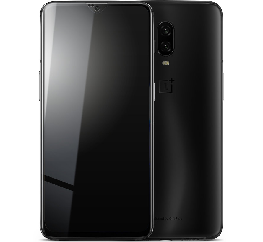 OnePlus 6T Ultra Clear Displayschutz Hydro Film