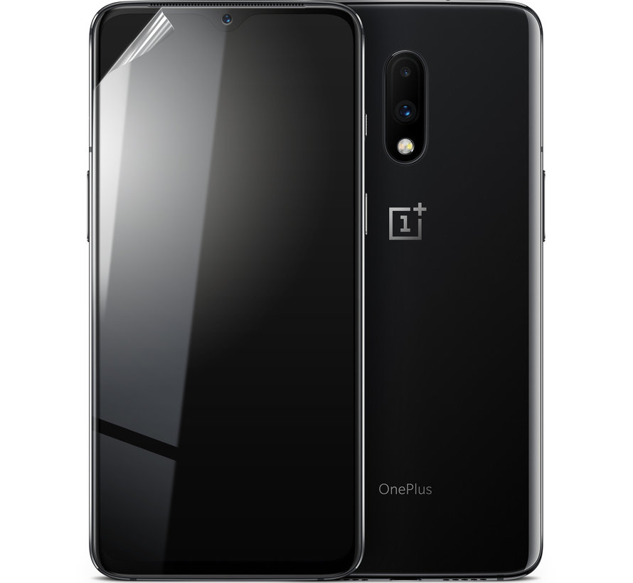 OnePlus 7 Ultra Clear Screen Protector Hydro Film - Copy