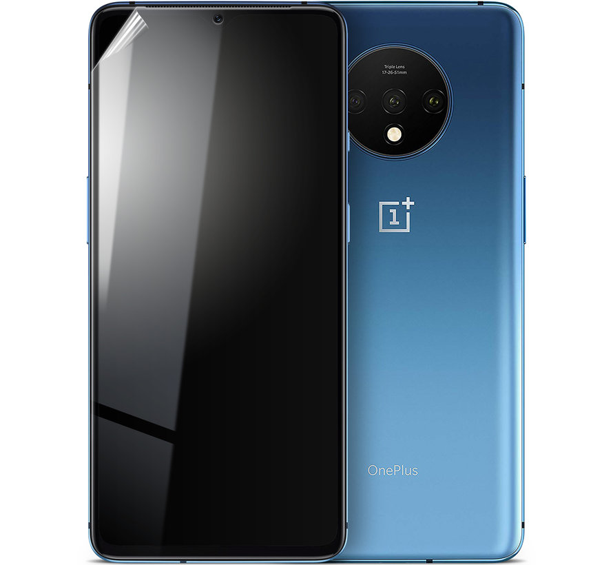 OnePlus 7T Ultra Clear Displayschutz Hydro Film