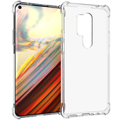 OPPRO OnePlus 8 Pro Hoesje TPU Shock Proof Transparant