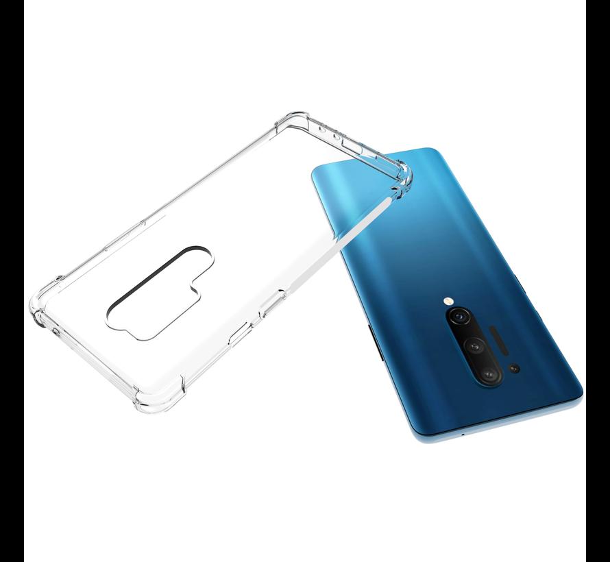 OnePlus 8 Pro Case TPU Stoßfest Transparent