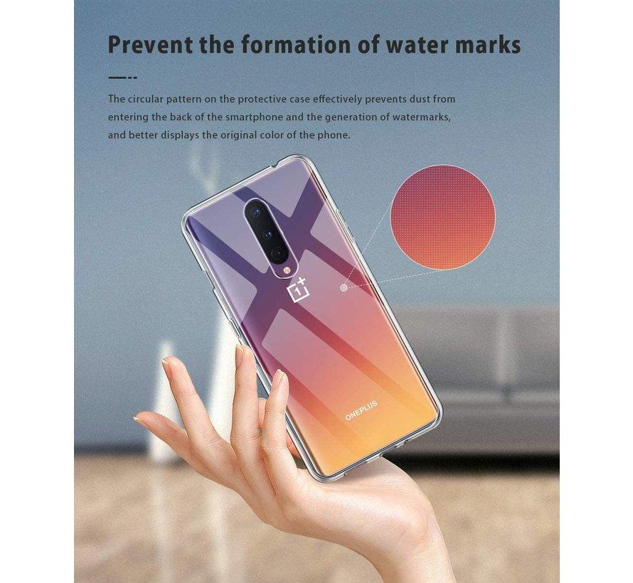 OnePlus 8 Hoesje TPU Transparant