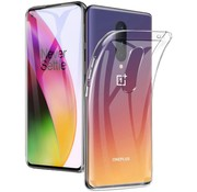 OPPRO OnePlus 8  Hoesje TPU Transparant