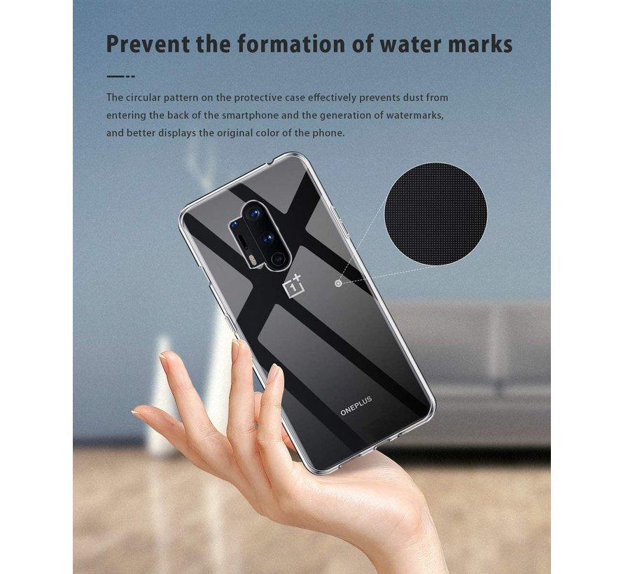 OnePlus 8 Pro Hoesje TPU Transparant