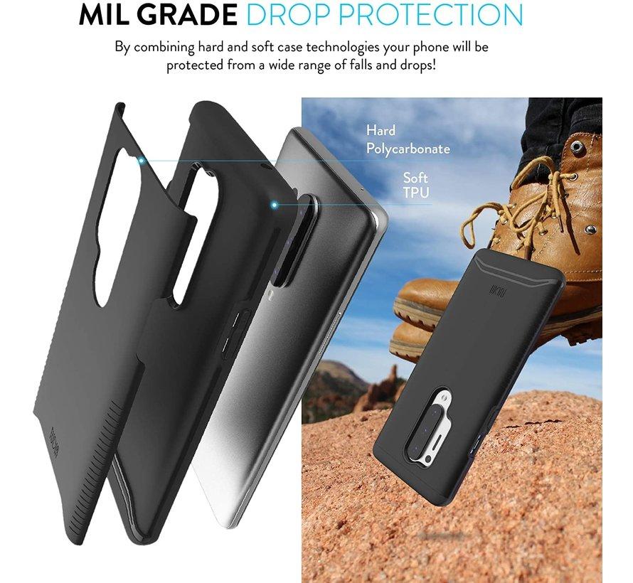 OnePlus 8 Pro Case Merge Schwarz
