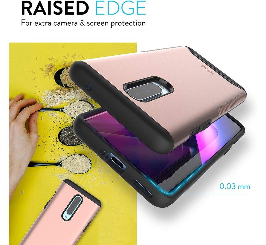 OnePlus 8 Hoesje Merge Roze