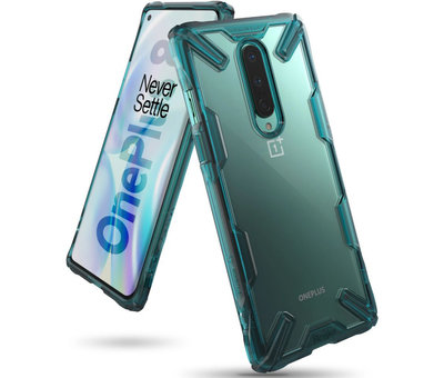 Ringke OnePlus 8 Fusion X Mint Green case