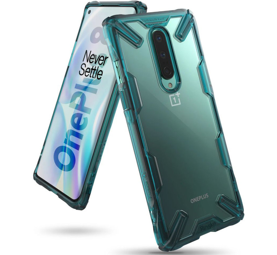OnePlus 8 Fusion X Mint Green case